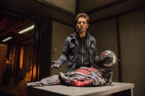 Marvel's Ant-Man - Scott Lang/Ant-Man (Paul Rudd) -Photo Credit: Zade Rosenthal - Marvel 2014
